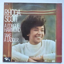 RHODA SCOTT A l orgue Hammond Take a ladder 920168