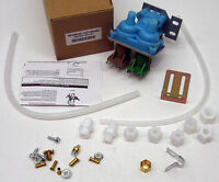 WV8046 Water Valve for 4318046 2188542 Whirlpool Kenmore Refrigerator Icemaker