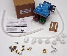 WV8046 Water Valve for 4318046 2188542 Whirlpool Kenmore Refrigerator Icemaker