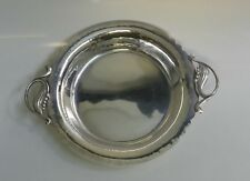 Vintage Cellini Crafts of Chicago Arts & Crafts Sterling Hand Wrought Bowl