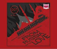 From Russia With Love (Unabridged Audiobook) by Toby Stephens, Ian Fleming Aud