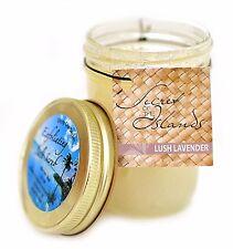 Secret of the Islands Lavender Sea Salt Scrub 12oz Jar