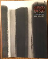 GARDNER'S ART THROUGH AGES: A CONCISE GLOBAL HISTORY 4TH ED. By KLEINER NEW!!