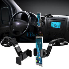 Universal Car 360° Windshield Dashboard Suction Cup Mount Holder Stand For Phone