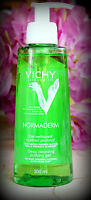 Vichy Normaderm Deep Cleansing Purifying Gel (For Acne Prone Skin) ,200ml