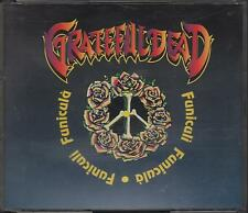 "GRATEFUL DEAD - RARO 3 CD ITALY ONLY "" FUNICULI' FUNICULA' """