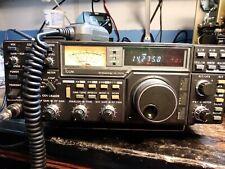 Icom IC-751A HF 160-10 m SSB/CW/RTTY Ham/Amateur Radio Transceiver Gen Cov. Rcvr