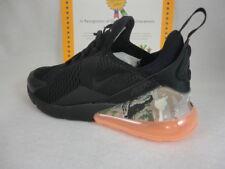 9bf67692af Nike Air Max 270 Men's Black / Sunset Tint Cargo Khaki Aq6239 001 Size 9.5
