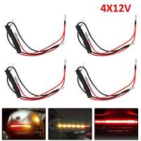 Motorcycle Turn Signal Indicator LED Load Resistor for Correct Flash Rate 12V
