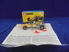 Corgi Toys 159 Cooper-Maserati F/1 Driver controlled steering near mint