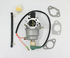 Carburetor with Solenoid for Honda GX340 GX390 8HP 9HP 11HP 13HP Generator Carb