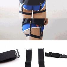 Porte Jarretière Bretelles Homme Accessoire Chemise Vêtement Anti Slip Pratique