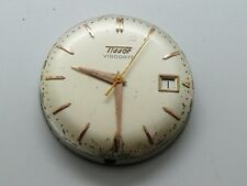 TISSOT VISODATE fabbrica Watch for parts working Movement (w709)