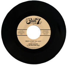 "BOBBY MOORE & THE RHYTHM ACES  ""WHAT IS THAT YOU GOT?""   MONSTER TRACK  LISTEN!"