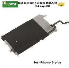 "LCD Screen Metal Back Plate iPhone 6 Plus 5.5"" + Home Button Flex - Shield"