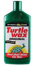 Turtle Wax Original Líquido Auto Cera 500ml No. 1 Brillo Nueva