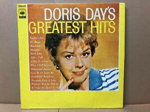 KOREAN PRESSING - Doris Day's Greatest Hits - KJPL 0017 - VINYL HAS LIGHT MARKS