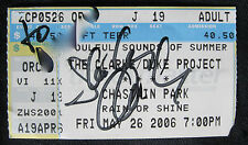 STANLEY CLARKE AUTHENTIC AUTOGRAPHED 2006 USED CONCERT TICKET STUB