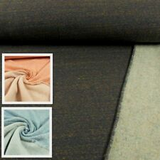 Sweatshirtstoff melange Kuschelsweat bunt weich - Preis gilt für 0,5 Meter -