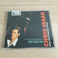 Chris Isaak_Baby Did a Bad Bad Thing_CD Single PROMO_1999_Kubrick Eyes Wide
