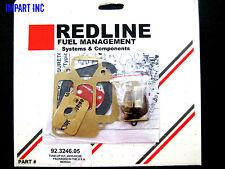 Weber Redline 40 42 45 DCOE Carburetor Tune Up Rebuild Repair Kit NEW 92.3246.05