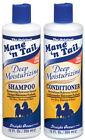 THE ORIGINAL MANE 'n coda PROFONDO Idratante Shampoo e balsamo 341ml ogni