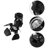 Vintage Ceiling Spotlight Fixture E27 Spot-Light Industrial Spot-Wall light US