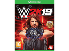Xbox One Wwe 2K19