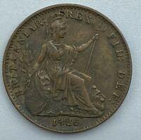 1826  Bristish England Great Britain One Farthing MP161