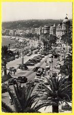 cpsm 06 - NICE (Alpes Maritime) La Promenade des ANGLAIS The walk of English