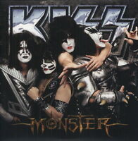 Monster - Kiss (2012, Vinyl NEUF) 602537144006