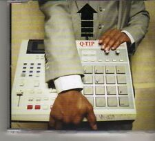 (DU980) Q-Tip, Gettin' Up - 2008 DJ CD