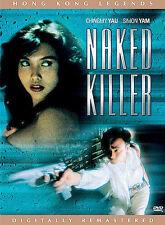 Naked Killer (DVD, 2003, Hong Kong Legends) VERY GOOD