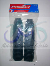 Yamaha XT600 XT TT600 TT Gabelschutz Faltenbalg schwarz fork boot Gummibalg 3