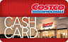 $25 Costco Shop Cash Gift Card - Direct from Costco.com - Free Shipping