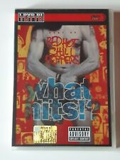 RED HOT CHILI PEPPERS    what hits   ?      DVD