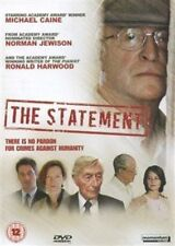 Statement 5060049145297 DVD Region 2 P H