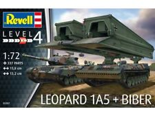 Revell Germany 1/72 Leopard 1A5 & Biber #03307 #3307 *New*Sealed*