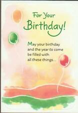 Blue Mountain Arts Greeting Card, FOR YOUR BIRTHDAY!