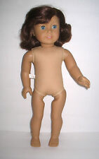 American Girl Doll LINDSEY Blue Eyes Brown Hair ** First Girl Of The Year **