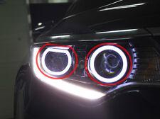 LED Circle Angel Eye Surface Emission DIY Kit 4p For 2016 Kia Optima ALL NEW K5