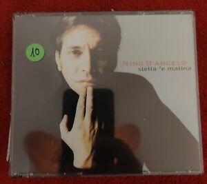 NINO D'ANGELO - STELLA E MATINA - BOX 2 CD SEALED