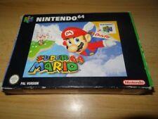 Jeux vidéo manuels inclus français pour Nintendo 64