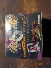 Fleer/Skybox Babylon 5 Special Edition Trading Cards hobby box 36 unopened packs