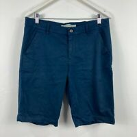 Calvin Klein Jeans Mens Shorts Size 32 Navy Blue With Pockets