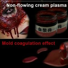 Halloween Fake Blood Face Body Paint Wounds Scars Bruises Cosplay Party Vampire