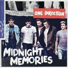Midnight Memories By One Direction On Audio CD Album Pop 2013 Very Good