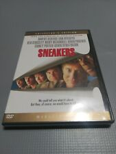 Sneakers (DVD, 2003, Collectors Edition) NEW!