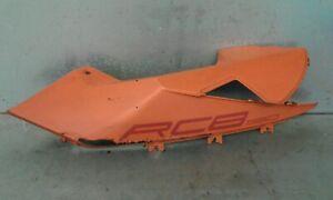 KTM 1190 RC8 Right Middle Fairing Panel Cover 2008 Matt Orange # DAMAGED #