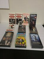 Victor Borge HUGE VHS Lot (10 Tapes) ALL BRAND NEW FACTORY SEALED OOP